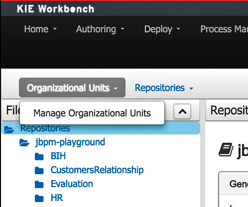 Get started with jBPM KIE-Drools Workbench adeveloperdiary.com