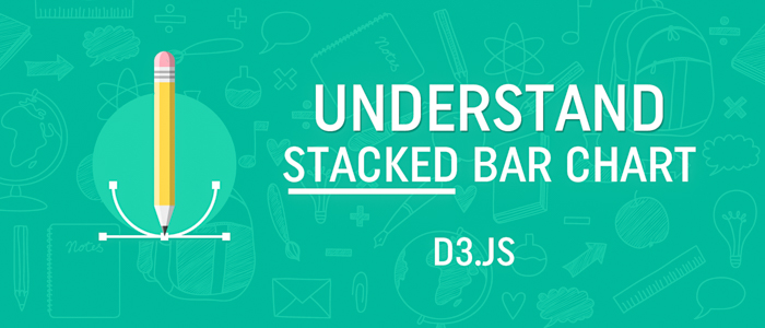 How to Create Stacked Bar Chart using d3.js