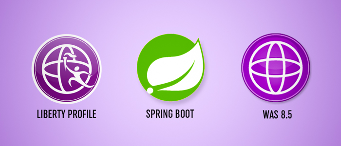 How to deploy Spring Boot application in IBM Liberty and WAS 8.5