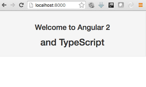 How to setup Angular 2 with TypeScript Development Workspace adeveloperdiary.com
