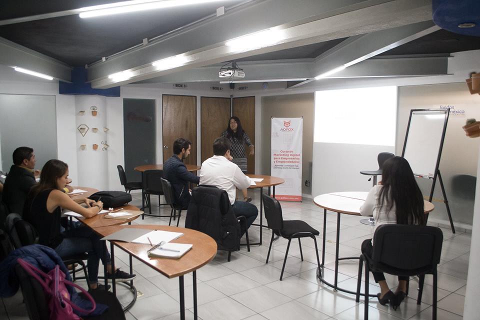 Curso de Marketing Digital para Empresarios y Emprendedores en Puebla 1