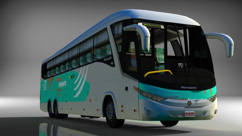 The Road Bus: Jogo de ônibus rodoviário em desenvolvimento para Android e PC