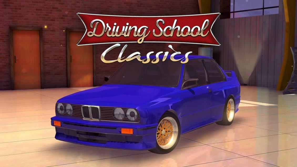 Super atualização de Driving School Classics já disponível para iOS