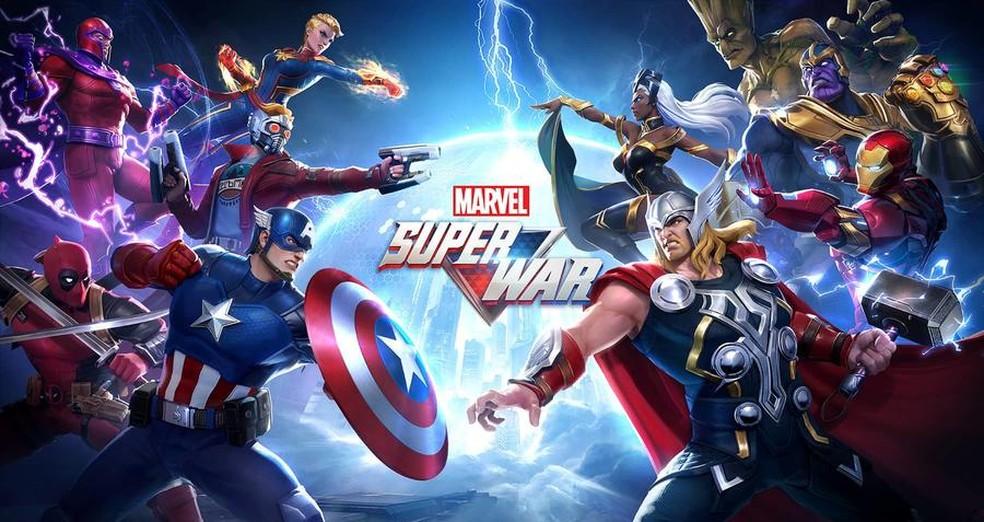 MARVEL Super War: O primeiro jogo MOBA da Marvel no celular!
