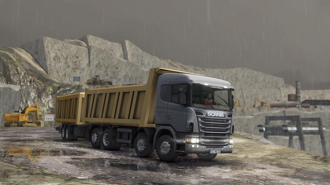 Truck & Logistics Simulator é confirmado como simulador gratuito!?