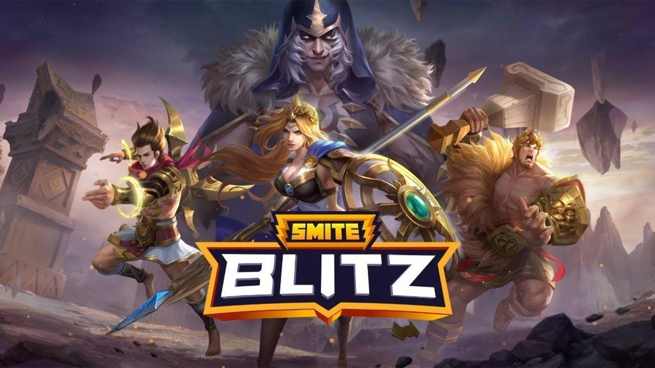 'Smite Blitz', novo RPG da Hi-Rez está disponível no Google Play