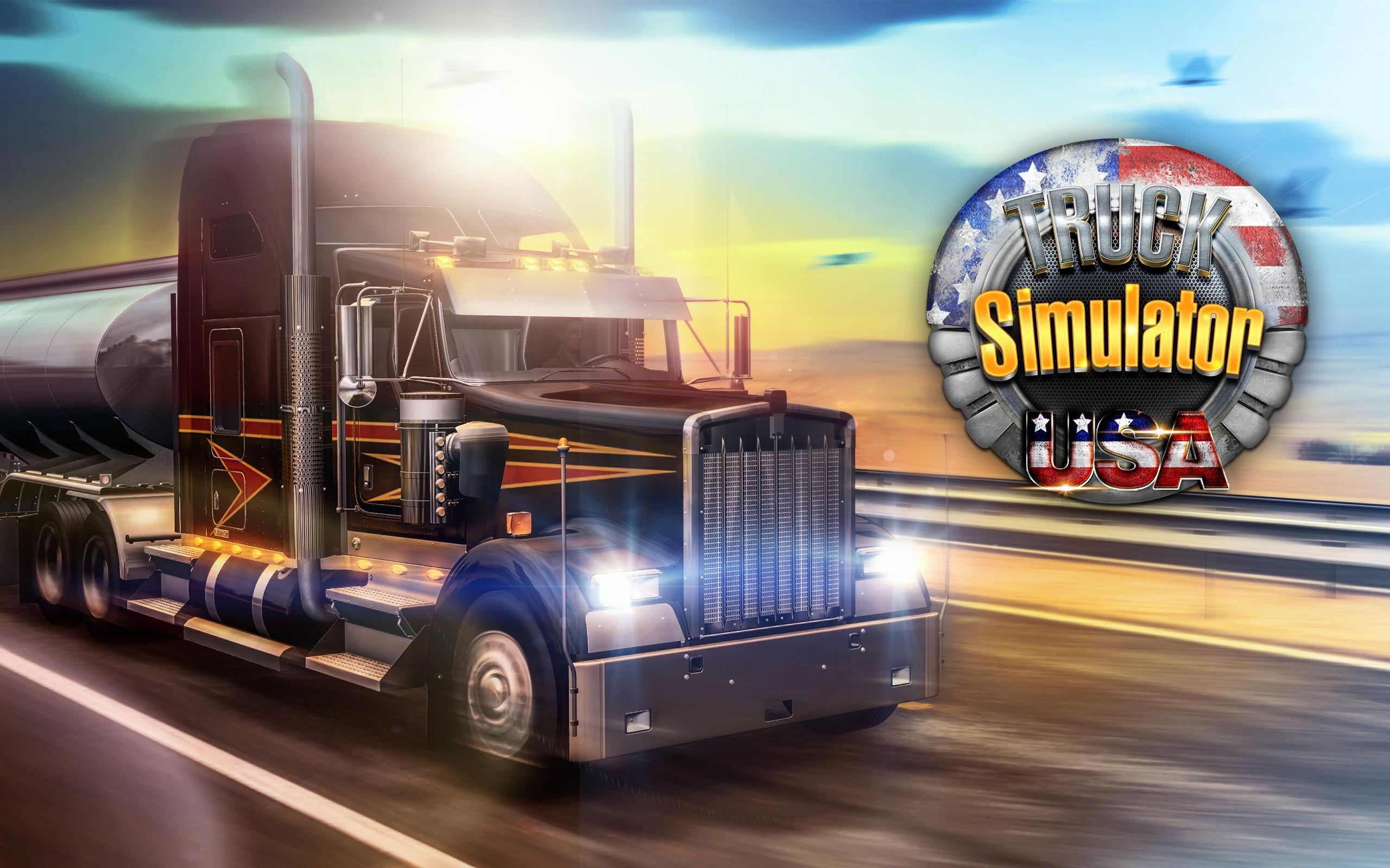 Truck Simulator USA é lançado para Nintendo Switch