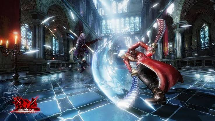 Devil May Cry Mobile está em beta na China