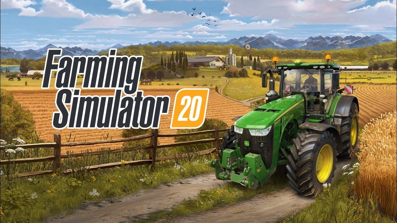 Farming Simulator 20 é lançado para Android, iOS e Nintendo Switch
