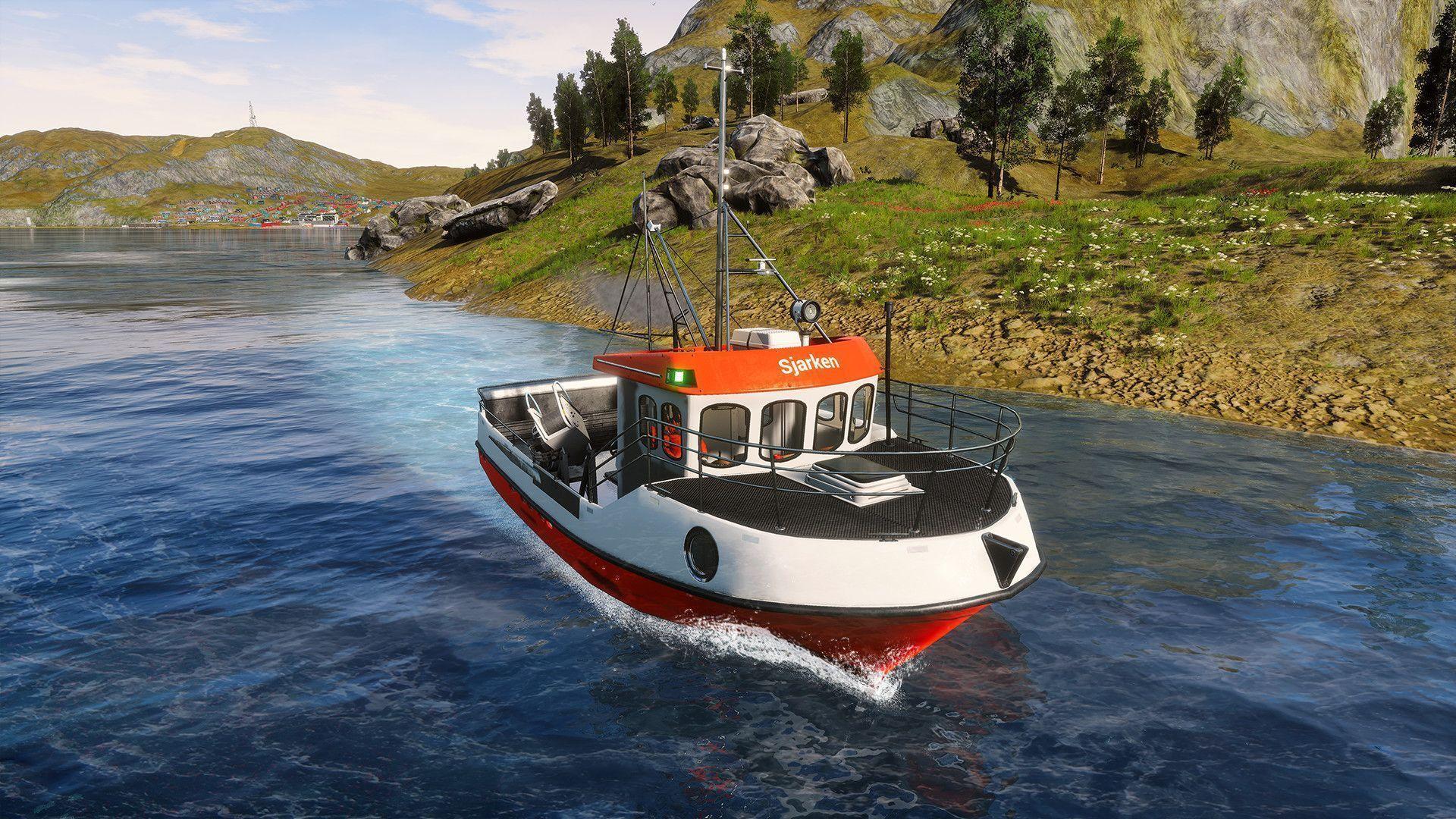 Fishing: Barent Sea é lançado para Nintendo Switch