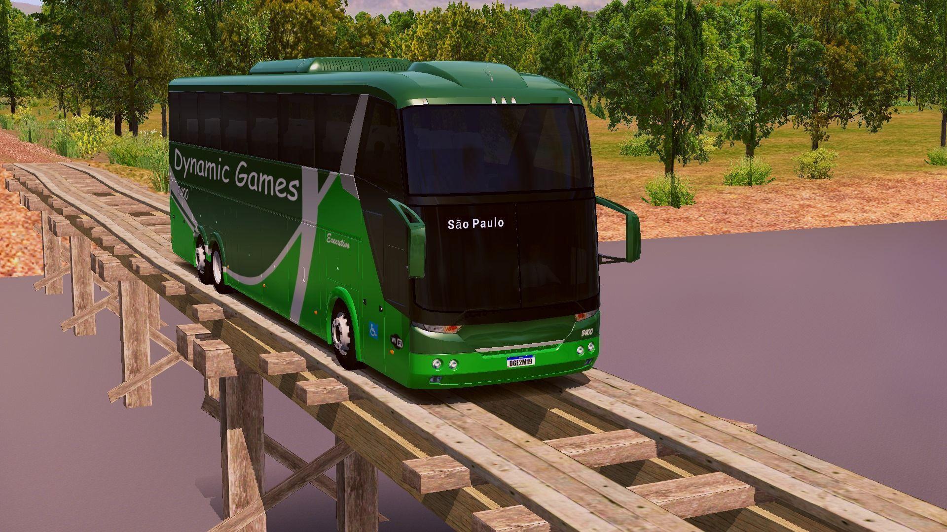 World Bus Driving Simulator ganha atualização com nova cidade, novos sistemas e muito mais!