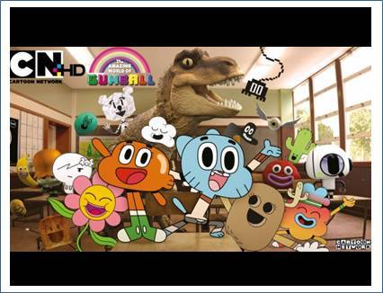 cartoon network hd all