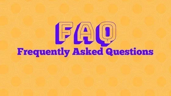 FAQ by CBD Brand