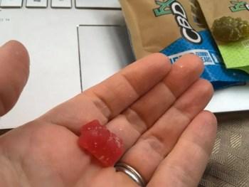 cbdfx gummy bear