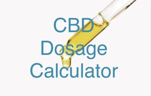 CBD Tincture Dosage Calculator – How Much To Take?