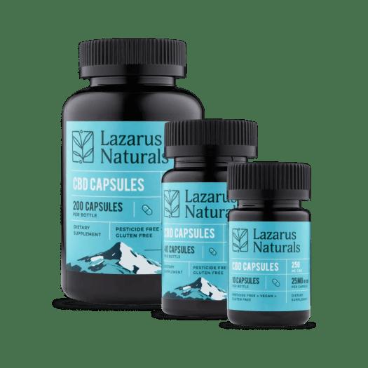 LN 25 mg capsules