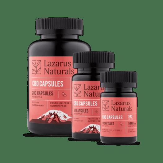 LN 50mg capsules