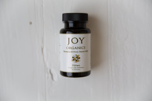 Joy Organics softgels