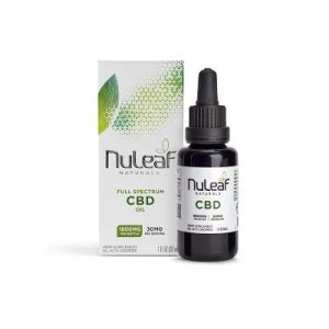 NuLeaf 1450 mg CBD Oil