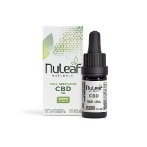 NuLeaf 240 mg CBD Oil