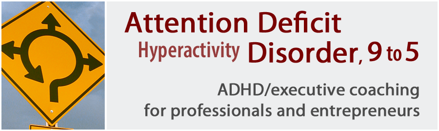 ADHD from 9 to 5