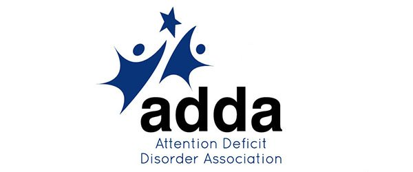 a logo of adda