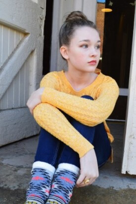 Claire Gammon, The Trend Sisters Fashion Blogger with ADD ADHD #adhdkidsrock