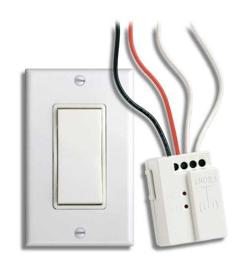 small resolution of wireless light switch kit high res