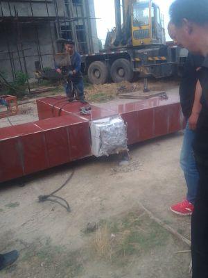 河南省安阳市龙安区申家岗教堂被强拆十字架 7