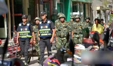 美主流媒体谴责新疆迫害穆斯林