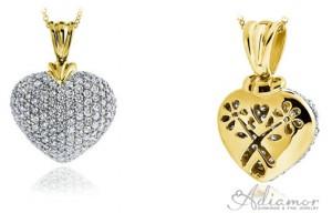 Pave-Diamond-Puffed-Heart-Pendant