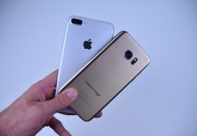 Galaxy S8 Plus vs iPhone 7 Plus Portada 2