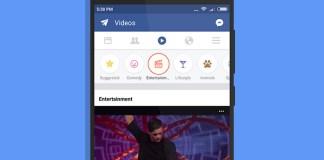 Facebook y su nueva función