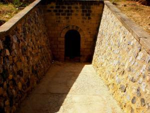 Convencidos su inutilidad, en 1759 la Corte decidió su demolición, tarea que cumplió el gobernador José Diguja Villagómez en 1762, quien puso fin a los 129 años del centinela de las salinas.