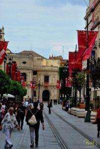 Callejeando por la Sevilla histórica