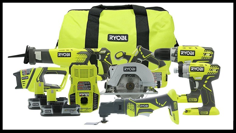 Ryobi happy a different drummer the is the ryobi one lithium ion ultimate combo kit i bought to go along with the chainsaw and polesaw the family got me for fathers day last year keyboard keysfo Choice Image