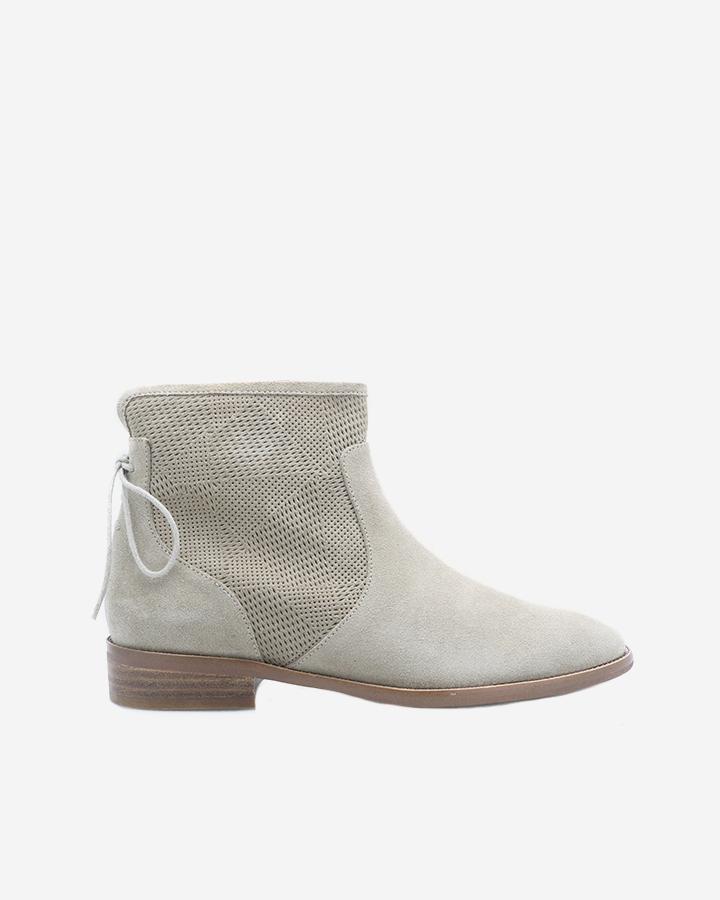 Bottine Boots beige Teo