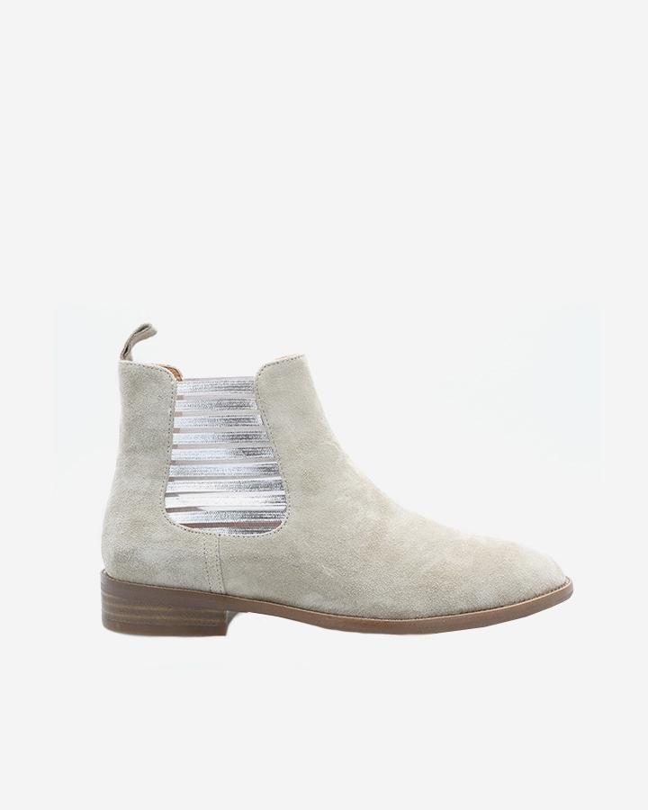 Bottine Boots Beige Teva