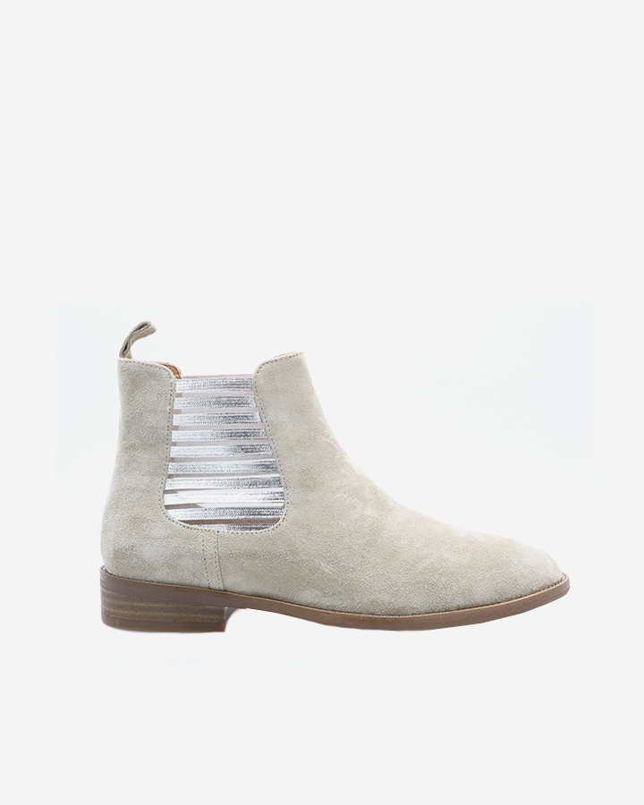 Bottine Boots Beige Teva