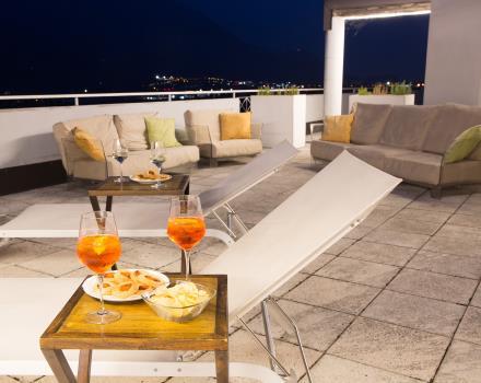 Hotel con terrazza panoramica vicino a Trento  Best Western Hotel Adige