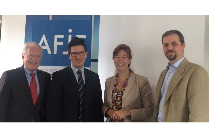 L'ADIJ et Open Law officialisent et signent leur partenariat avec l'AFJE
