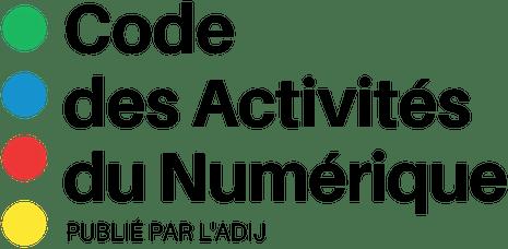 <center><bold>CODE DES ACTIVITES DU NUMERIQUE [#CAN] </center></bold>