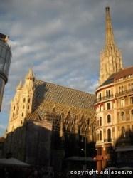 catedrala Sfantul Stefan Viena august 2013