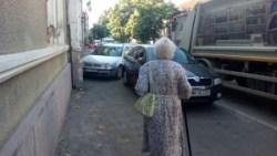 trotuar blocat (1)