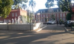 palatul prezidenţial Madagascar Antananarivo