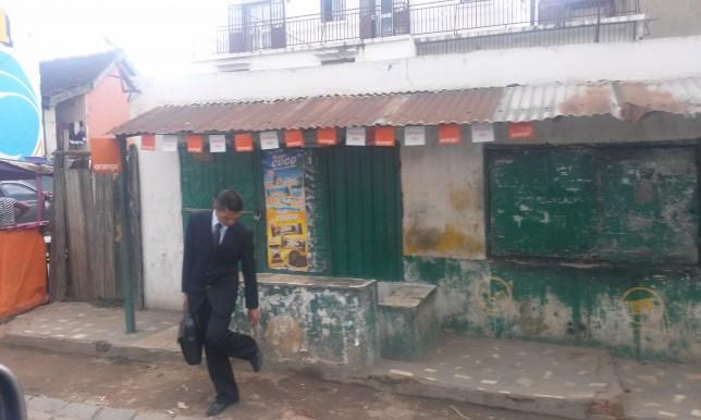 Business Antananarivo Madagascar