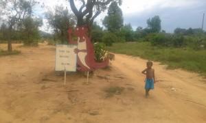 Madagascar la Croc Farm