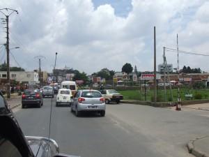 trafic aglomerat Antananarivo Madagascar4