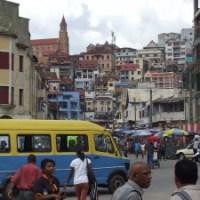Madagascar. Călător pe insula pământului roşu - Antananarivo