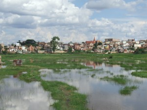 case apa pe camp orez Madagascar